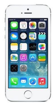 Apple iPhone 5S 64Gb Silver (A1457) 4G LTE