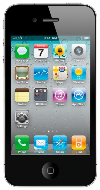 Apple IPhone 4 32GB Black РСТ