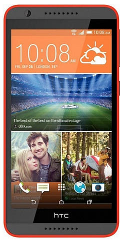 HTC Desire 820S Dual Sim Grey Orange