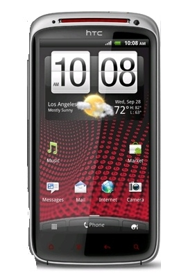 HTC Sensation XE White Lite version