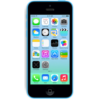 Apple iPhone 5C 16Gb Blue (ME501RU) 4G LTE РСТ