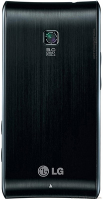 LG GT540 Optimus Black