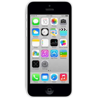 Apple iPhone 5C 8Gb (A1532) White 4G LTE
