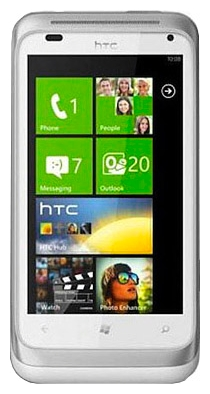 HTC Radar White