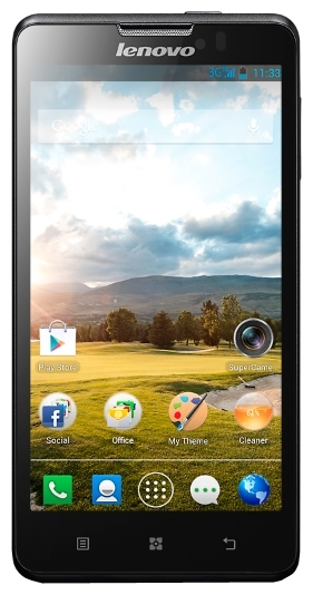Lenovo P780 8Gb Black
