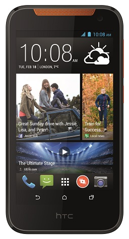 HTC Desire 310 Dual Sim Orange