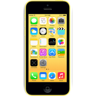 Apple iPhone 5C 32Gb Yellow (MF093RU) 4G LTE РСТ