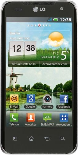 LG Optimus 2X P999  Dark Brown