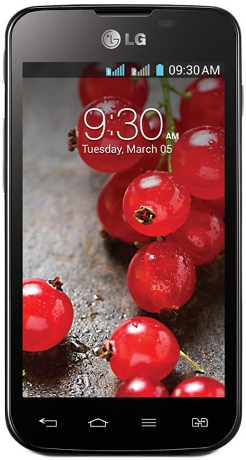 LG Optimus L5 II Dual E455 Black