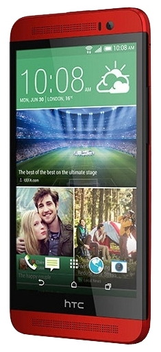 HTC One E8 16Gb 4G LTE Red