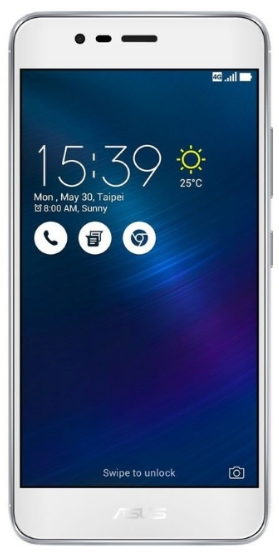 ASUS ZenFone 3 Max ‏ZC520TL 16Gb Silver РСТ