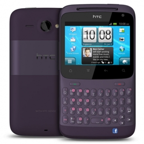 HTC Chacha Purple