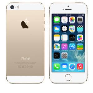 Apple iPhone 5S 16Gb Gold (A1530) 4G LTE