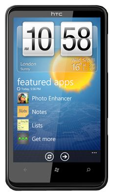 HTC HD7 Black