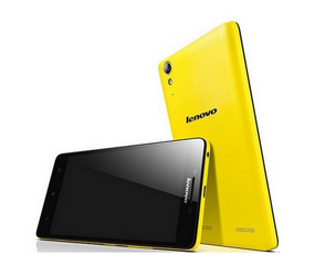 Lenovo K3 Music Lemon K30-W Yellow