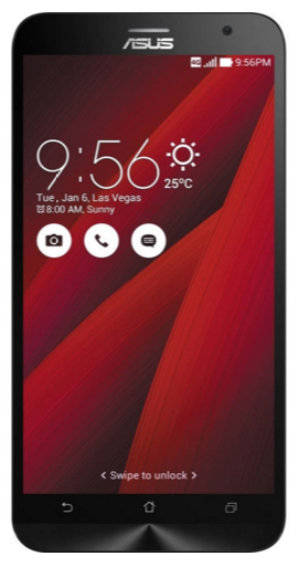 ASUS ZenFone 2 ZE551ML 16Gb Ram 2Gb Red