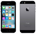 Apple iPhone 5S 16Gb Space Grey (FF352RU/A) LTE 4G как новый