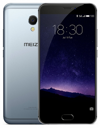 Meizu MX6 32Gb Gray Black