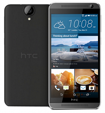 HTC One E9w 16Gb Dual Sim Black