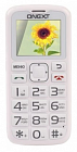 ONEXT Care-Phone 5 White