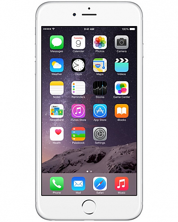 Apple iPhone 6 Plus (A1524) 128Gb 4G LTE Silver