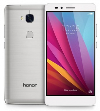 Huawei Honor 5X 16Gb Dual Sim Silver