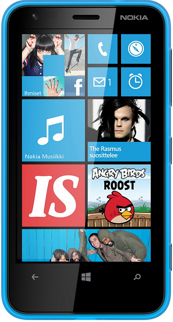 Nokia Lumia 620 Blue