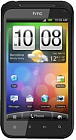 HTC Incredible S + 8 GB  Black