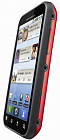 Motorola Defy  Red
