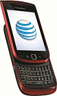 BlackBerry Torch 9800 Red